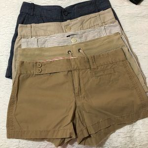 Bundle of 5 Express/Old Navy Shorts